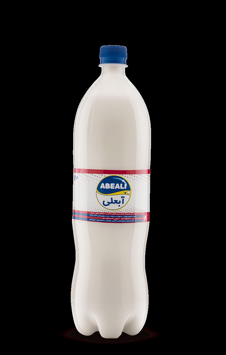 دوغ بدون گاز بطری 1.5 لیتری