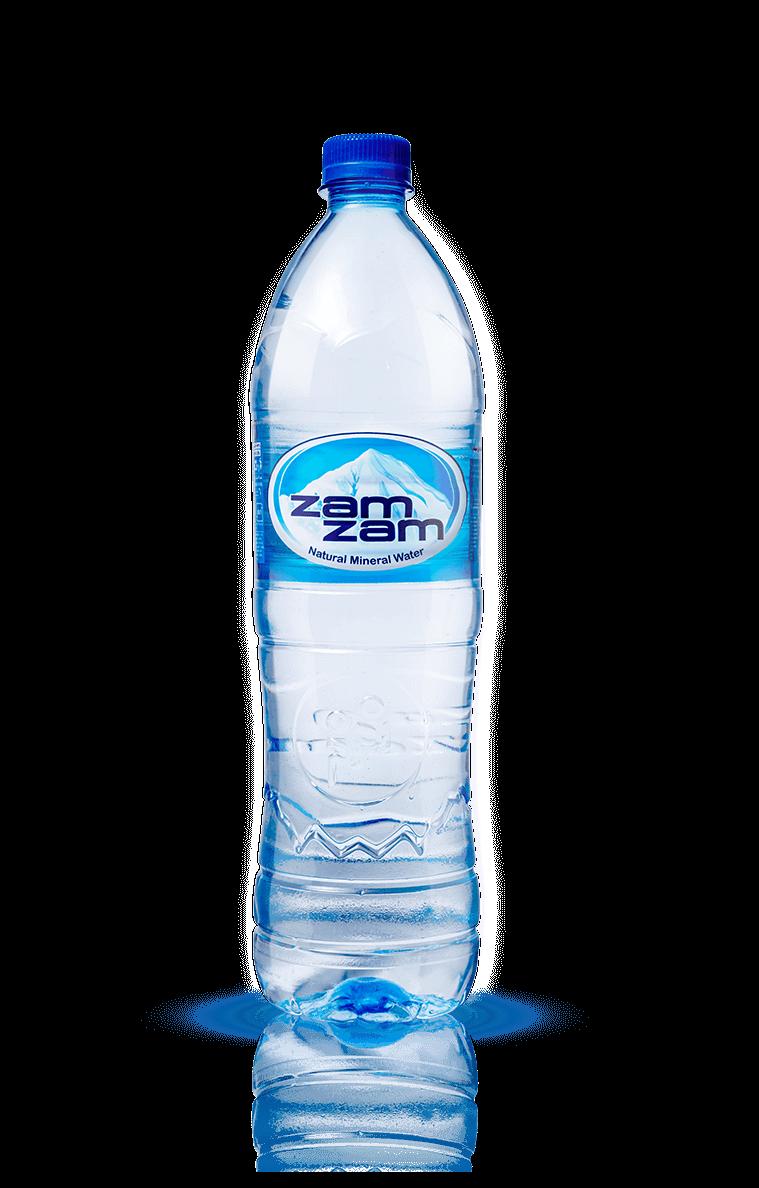 آب معدنی بطری 1.5 لیتری