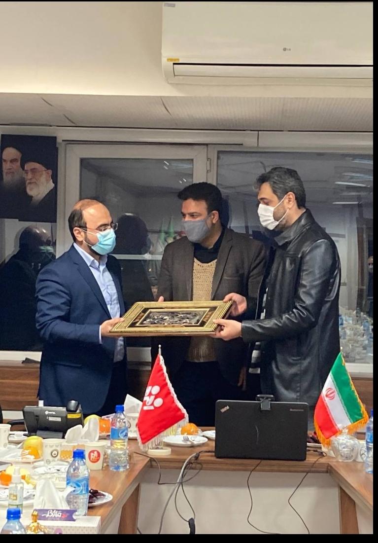 انتصاب آقای دکتر خسرویان به عنوان مدیرعامل جدید شرکت زمزم ایران