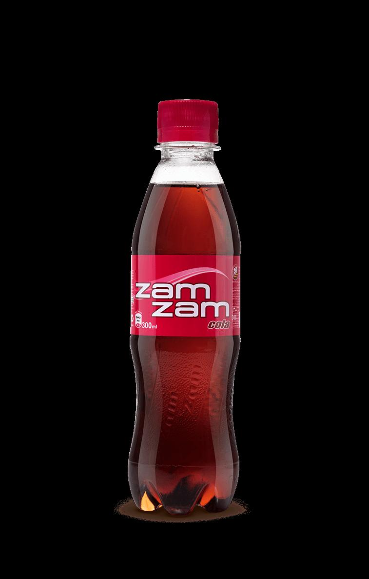 نوشابه بطری کوچک طعم کولا