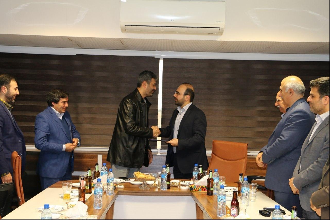 انتصاب آقای دکتر محمدعلی رستمیان به عنوان مدیر عامل جدید شرکت زمزم ایران